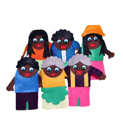 Dedoche Família Negra